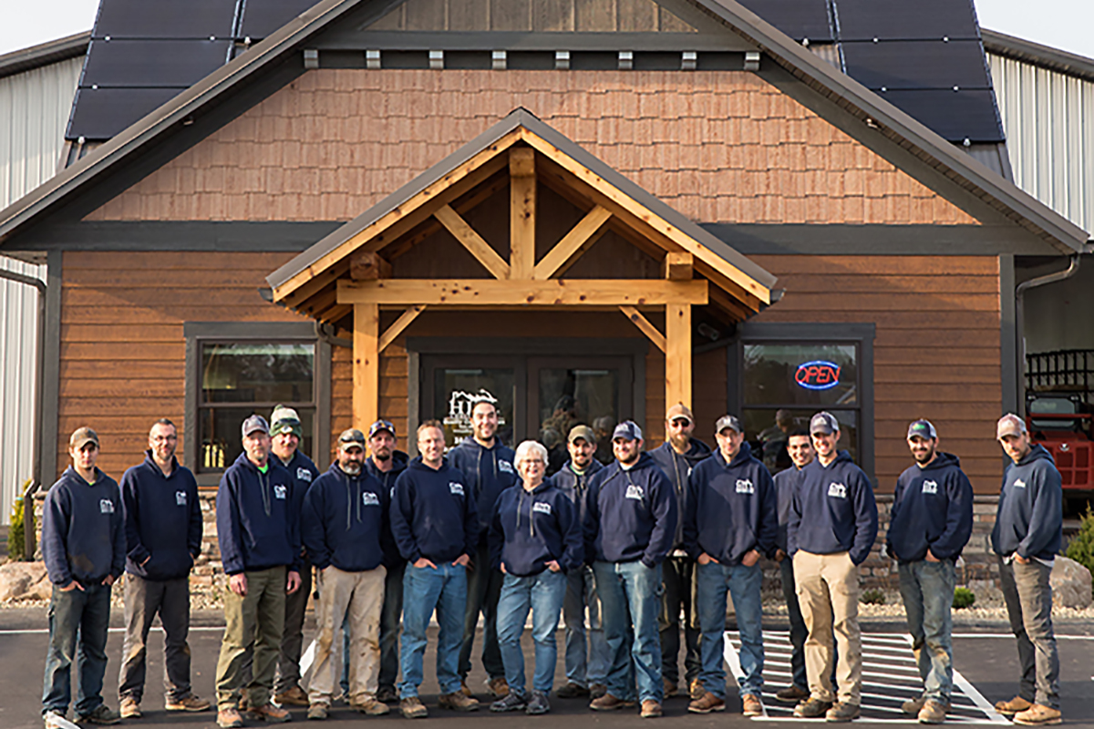 Northwest Wisconsin Building Contractor